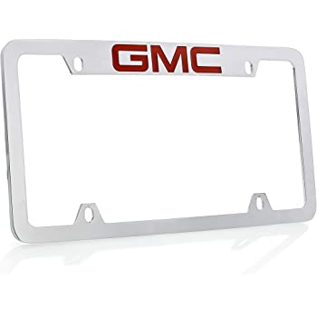 Amazon Com Gmc Eurosport Daytona Compatible Sierra License Plate