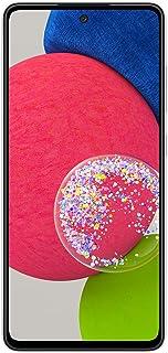 هاتف سامسونج جالاكسي A52s 5G ثنائي شريحة الاتصال، ذاكرة تخزين 256 جيجابايت وذاكرة رام 8 جيجابايت (نسخة الإمارات العربية ال...