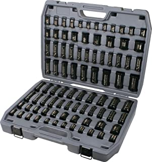 Best ingersoll rand 86 piece mega impact socket set Reviews