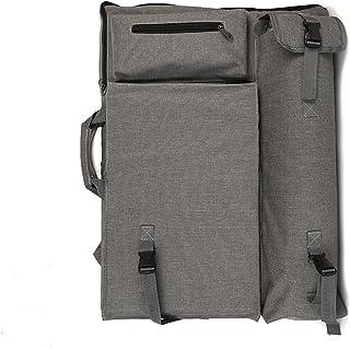 Art Portfolio Bag Backpack - Outdoors Artist Art Supply Sketch Board Travel Sketchpad Drawing Board Canvas Portfolio Bag f...