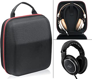 Case for Dolby Dimension, Sennheiser HD598, HD580,HD800/S, HD700, HD650, HD600, HD630VB; AKG K812, K872, K845BT, K712Pro, K701, K702, Q701; AudioTechnica ATHW1000Z; Sony XB700, XB500, XB300,MA90