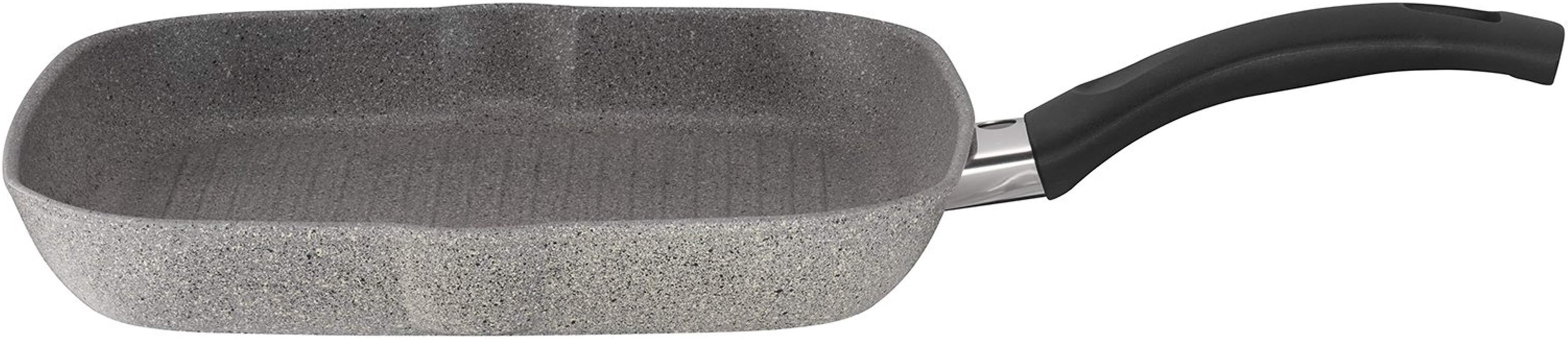 Ballarini 75001 646 Parma Forged Aluminum Nonstick Grill Pan 11 Inch Granite