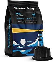 FRHOME - Caffitaly 100 Càpsulas compatibles - Il Caffè Italiano - Mezcla Descafeinado Intensidad 8