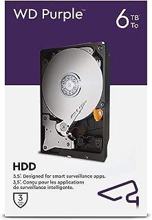 comprar comparacion Western Digital Purple 6 TB Surveillance Hard Disk Drive Intellipower 3.5