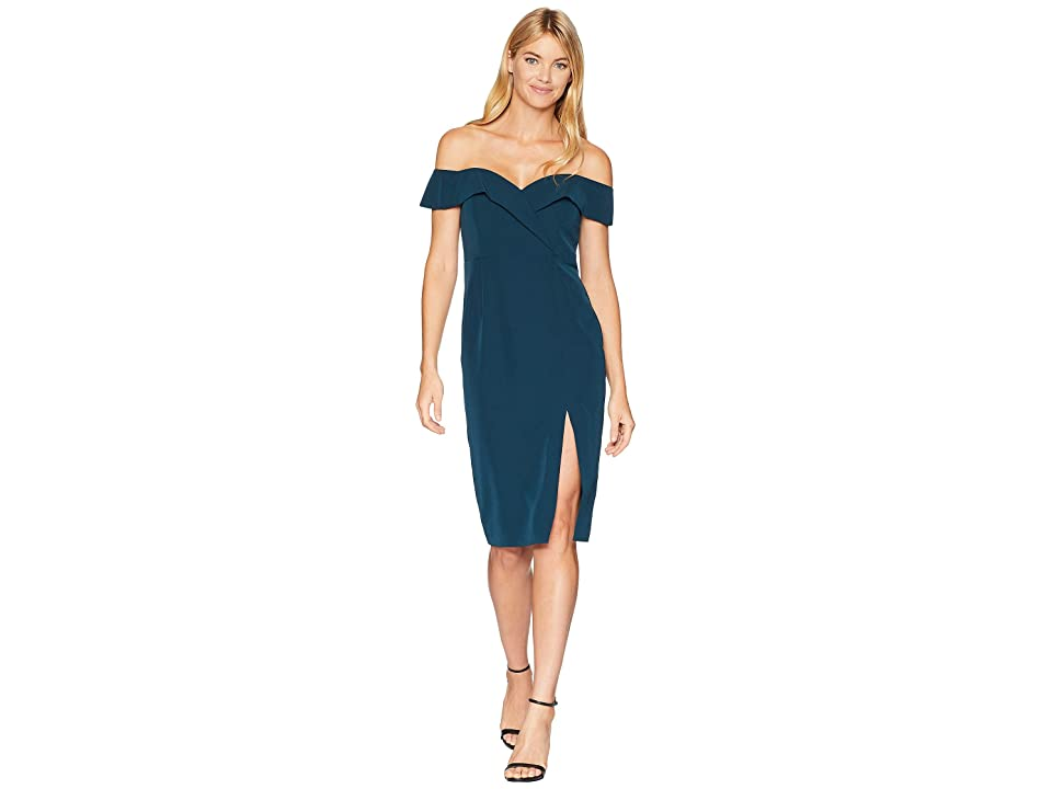 Bardot Bella Dress (Vintage Teal) Women