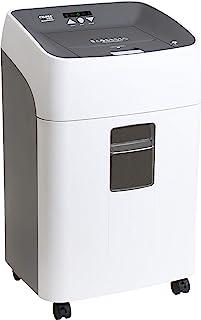 Dahle ShredMATIC 35314 Auto-Feed Paper Shredder, 300 Sheet Locking bin, Oil-Free, Jam Protection, Security Level P-4, 3-5 ...