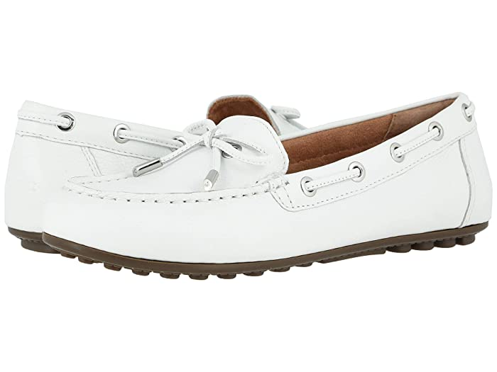 VIONIC  Virginia Leather (White) Womens Shoes