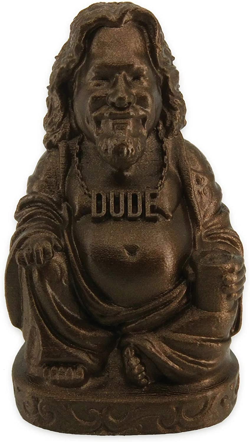 muckychris The Dude Buddha Big Max 51% OFF Lebowski Limited time for free shipping Metallic 6
