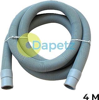 Lazer Electrics Washing Machine Dishwasher Drain Hose Waste Pipe 4 Metre Extra Long
