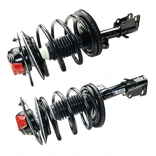 MOCA 171572L 171572R - Both (2) Complete Strut & Spring Assembly Front Driver &