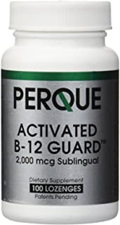 perque activated b 12 guard