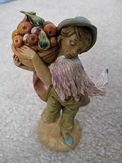 Seth, Villager With Basket .......... 5