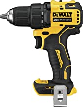 DEWALT DCD708B Atomic 20V Max Brushless Cordless Compact 1/2 In. Drill/Driver (Tool Only)