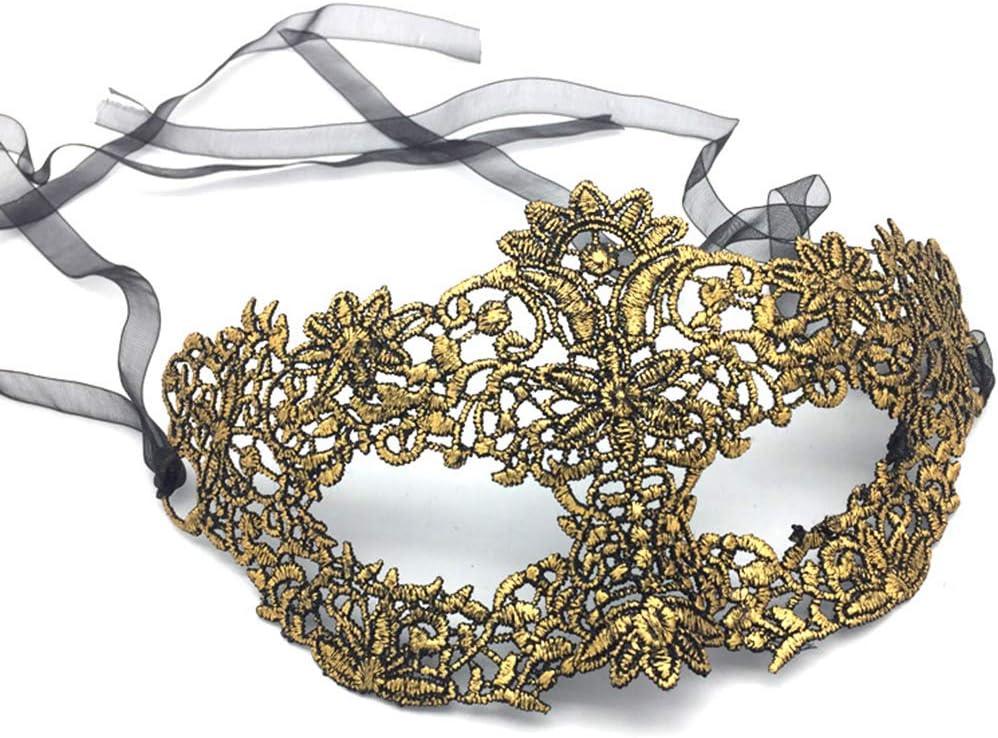 iMapo Masquerade Masks Women's Sexy Venetian Lace Miami Mall 2021new shipping free shipping Eye Mas Style