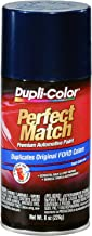 Dupli-Color EBFM03587  True Blue Ford Exact-Match Automotive Paint - 8 oz. Aerosol