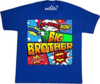 Big Brother Comic Book Youth T-Shirt