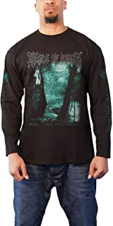T Shirt Dusk and Her Embrace Official Black Mens Long Sleeve