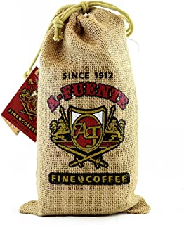 Cafe Cubano Espresso Burlap Bag (Ground - 10oz)