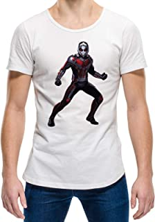 Upteetude Ant Man Unisex T-Shirt - White