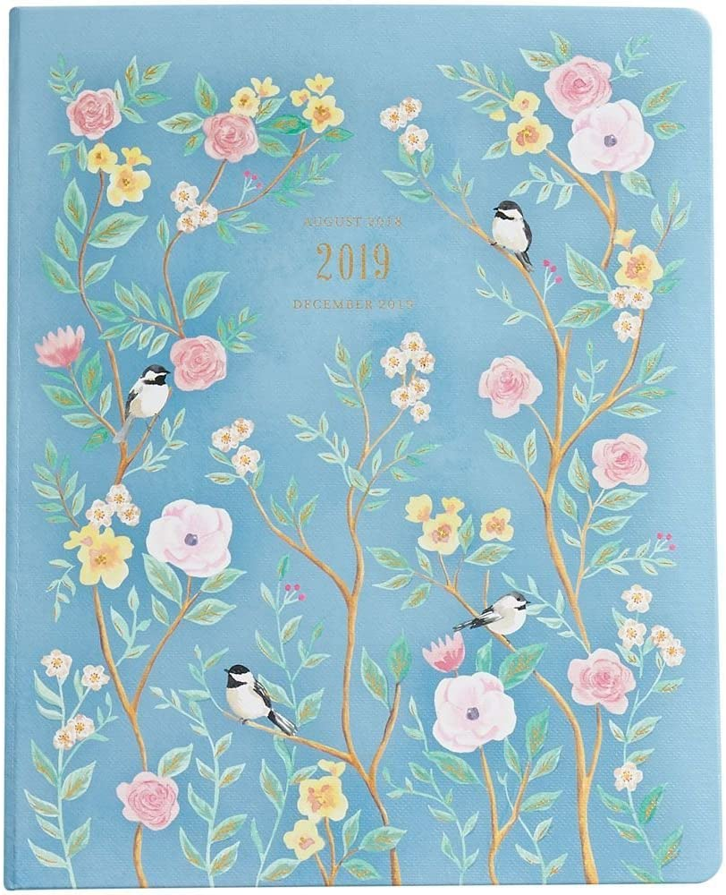 Max 44% OFF 2019 Chinoiserie Floral Planner Desk Ranking TOP12 Pads Pap Waste by Not