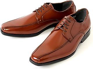 ビジネスシューズ  TAKEZO(タケゾー) 防水 TK171BL TK171BR 紳士靴 メンズ 流れモカ ブラック ブラウン