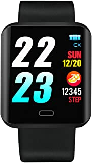 Forin Smartwatch Heart Rate and Blood Pressure Monitoring Variety of Sports Modes Fashionable Couple Style