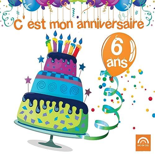 Joyeux Anniversaire Cumpleaños Feliz Happy Birthday To You De