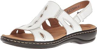 Clarks Women's Leisa Lakelyn Flat Sandal