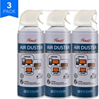 Deals on 3PK Rosewill Compressed Air Duster Cleaning Spray 10oz RCGD