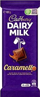 Cadbury Dairy Milk Caramello Chocolate Block 15 Pack, 15 x 180g
