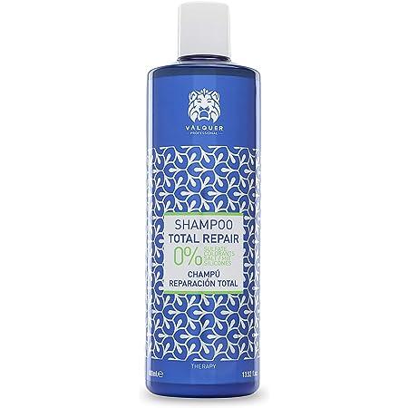 Válquer Premium Total Repair Shampoo senza Sale, Solfati e Siliconi - 400 ml