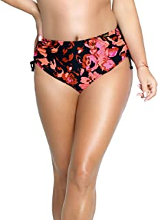 Nessa NO2 Women's Fidzi Floral Black Bikini Short