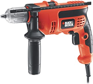 drilling rock with hammer drill