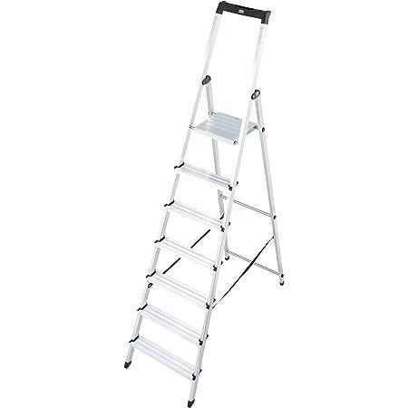 Alu-Leiter mit 7 Stufen