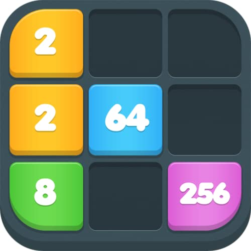 Number Tiles - Puzzle Game 2s 3s 5s 2048