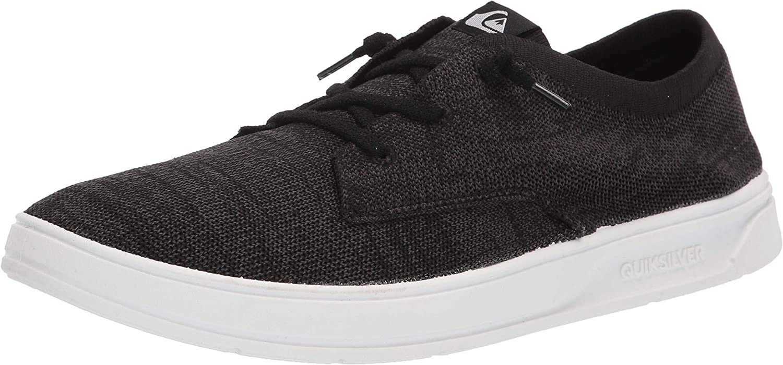 Quiksilver Men's Harbor 日本 Drift Sneaker Casual Lowtop 店舗 Shoe