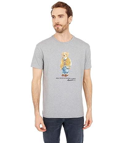 Polo Ralph Lauren Bear T-Shirt (Andover Heather) Men