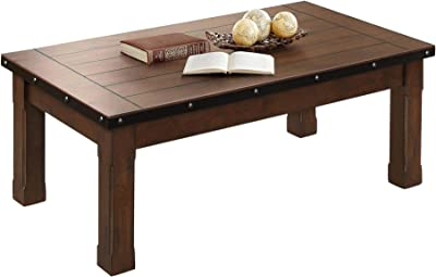 Color : Brown, Size : 806047cm Laptop Table for Bed Computer Desk Bamboo Bed Square Table Small Coffee Table Foldable Student Bed Study Table Thick Desktop