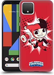 Official Super Friends DC Comics Harley Quinn Toddlers 1 Hard Back Case Compatible for Google Pixel 4