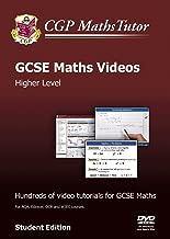 Maths Tutor: GCSE Maths Tutorials, Higher Level - DVD-ROM for PC/Mac
