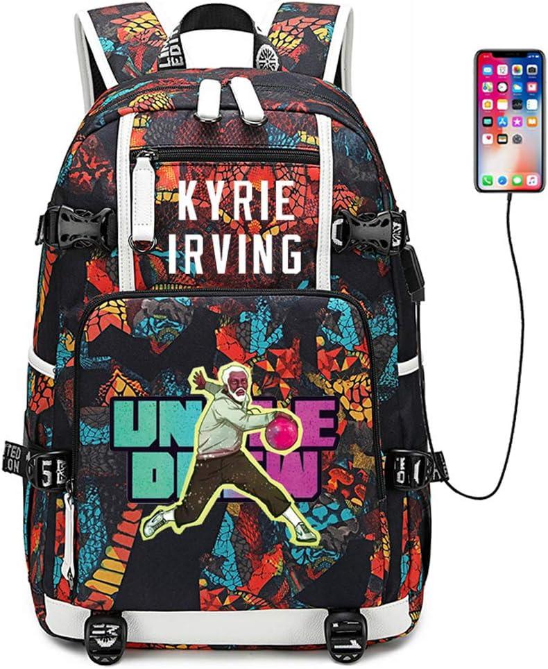 Basketball Player Very popular Star Irving Multifunction Backpack Stud trust Travel