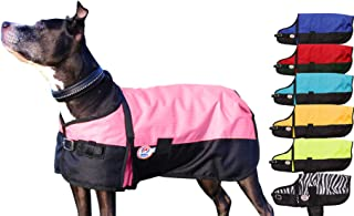Derby Originals Medium Weight 150g Polyfil 600D Waterproof Ripstop Dog Coat 1 Year Limited Manufacturers Warranty