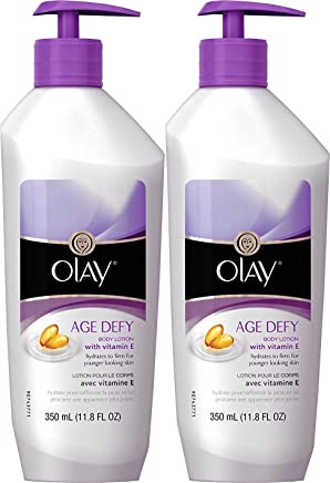 Olay Age Defy Body Lotion Ultra Moisture, 11.80 oz, 2 Pack