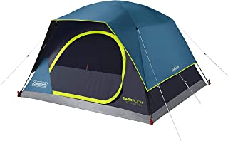 Coleman Camping Tent | Dark Room Skydome Tent