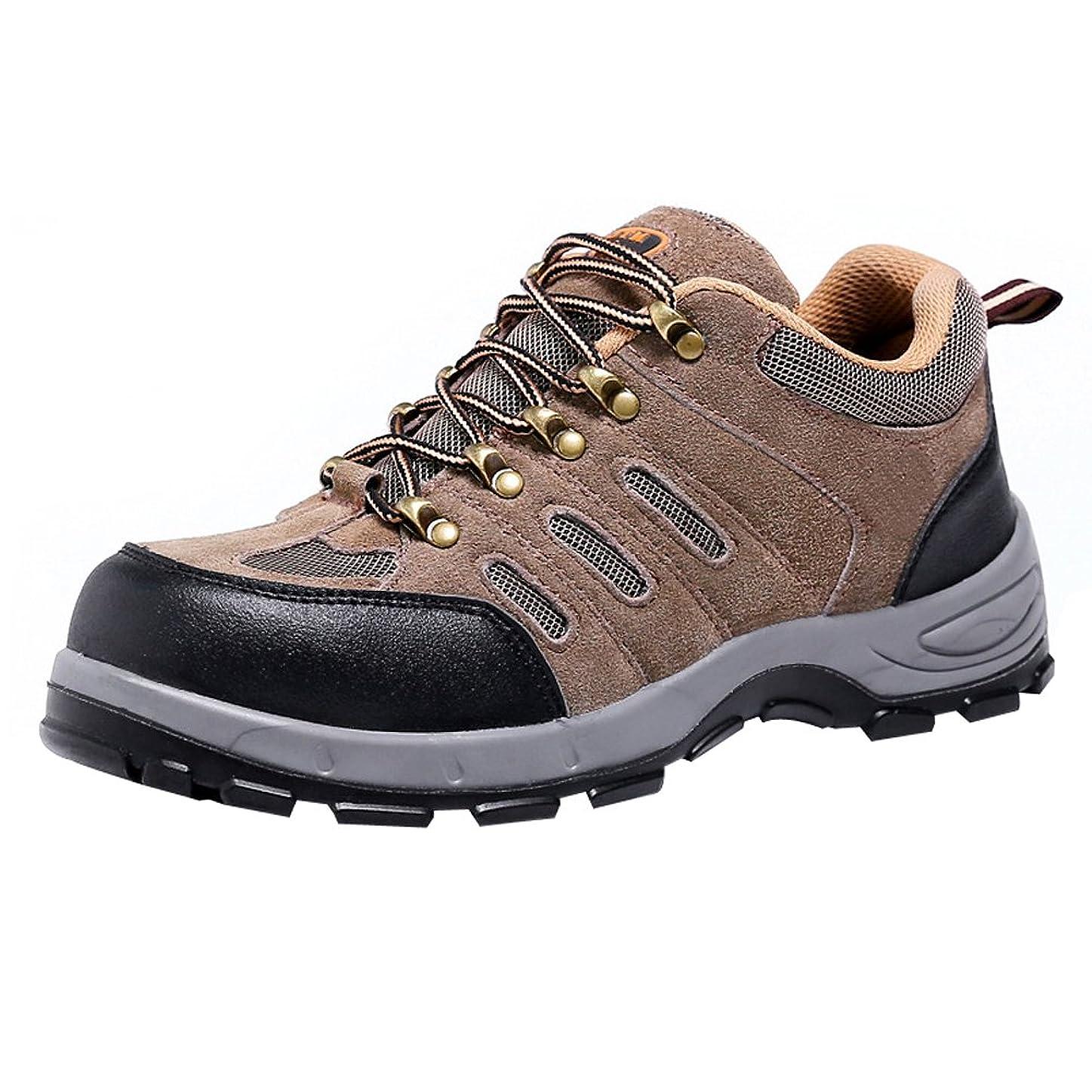 達成可能あえて蓮Eclimb Men's Sublite Work Athletic Lace Up Safety Shoe