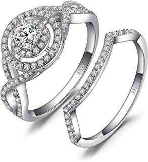 Best engagement ring infinity design Reviews