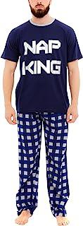 Harry Bear Mężczyźni Pyjama Nap King
