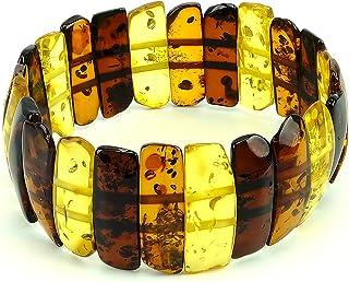 Natural Baltic Amber Bracelet/Certified Baltic Amber