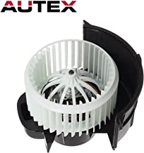 AUTEX HVAC Blower Motor Assembly Compatible with Porsche Cayenne 2003-2010 AC Blower Motor Replacement for Audi Q7 2007 2008 2009 2010 Replacement for VW Touareg 04-10 Blower Motor 700262 76994