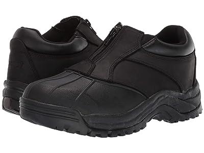 Propet Blizzard Ankle Zip (Black) Men